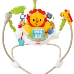 Fisher Price Jumperoo – Rainforest Friends – Review