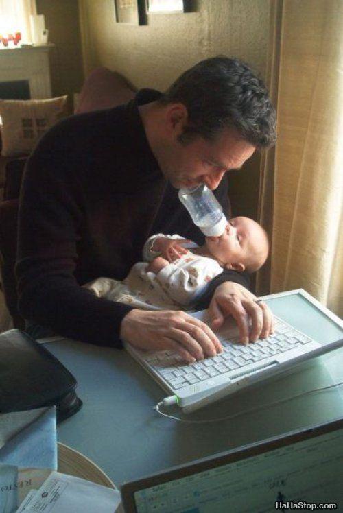 computer-milk